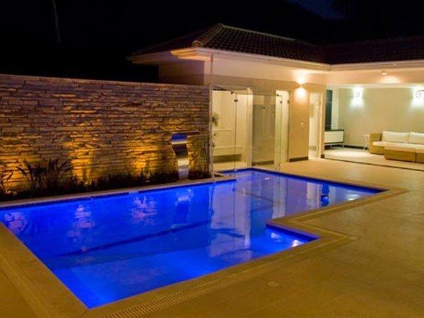 ilumina o led para piscina hidrocom aquecedores e